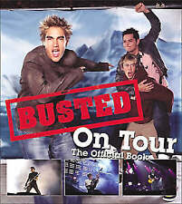 """Busted"": On Tour - the Official Book, Robinson, Peter, Very Good Book"