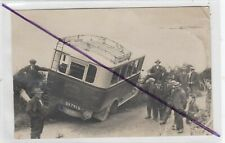 More details for aberayron (aberaeron)  david jones' coach accident -carrying farmers  1932 rp