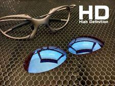 LINEGEAR Custom Lens for Oakley Romeo 1 - HD Jewelry Blue [R1-HD-JB] *Prizm
