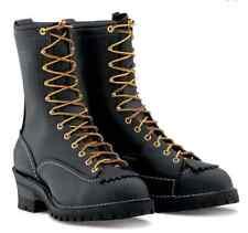 """Wesco Highliner 10"""" Black Boot 9710100"""
