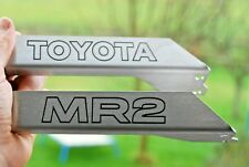 TOYOTA MR2 MK1 4AGE TWIN CAM AW11 STAINLESS STEEL ENGINE THROTTLE BRACKET 4AGE