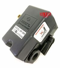 Heavy Duty Air Pressure Switch, Sunny H4, 4 port, 140-175 Psi, 25 Amp w/Unloader