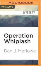 Earl Drake: Operation Whiplash 9 by Dan J. Marlowe (2016, MP3 CD, Unabridged)