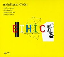 Eivind Aarset, Michel Benita - Ethics [New CD] Digipack Packaging