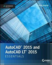USED (GD) AutoCAD 2015 and AutoCAD LT 2015 Essentials: Autodesk Official Press