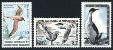 FSAT TAAF 12-14, MNH. Birds. Light-mantled Sooty Albatross, Skua, King Shag,1959