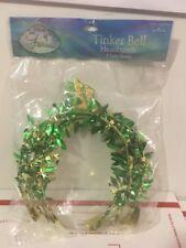 Disney Fairies Tinker Bell Headband Hallmark Party Favors Birthday Gift SET OF 5