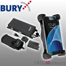 Bury System 8 Bluetooth Hands-Free Car Kit USB C fo Samsung Galaxy S8 S9 S8+ S9+
