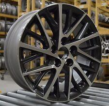 "17"" Lexus ES350 2016 2017 Factory OEM Rim Wheel 74332 Charcoal Machined"