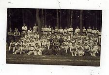 1921 Czechoslovakia Real Picture Postcard cover Czech Legion Soldiers