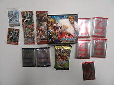 Future Card Buddyfight Drum's Adventure Booster Box Cyber Ninja Sqaud Packs