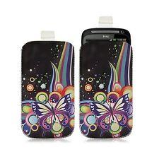 Housse coque étui pochette pour HTC One S avec motif HF05