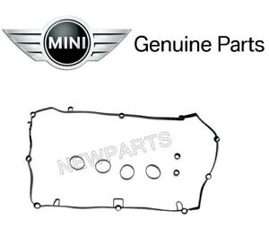 For Mini Cooper Paceman L4 Gas DOHC Engine Motor Valve Cover Gasket Set OES