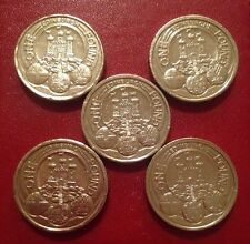5x UK capital cities £1 One Pound Coin edinburgh Rarest £1 Collectable InCapsule
