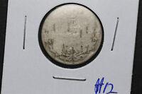 1910 Twenty Five 25 Cents Canada - King Edward VII - Silver Coin