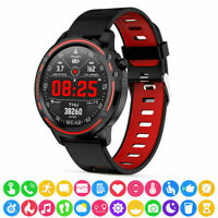 L8 Smart Sports Watch ECG PPG Blood Pressure Heart Rate IP68 Bluetooth Watch