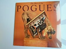 THE POGUES The Best Of The Pogues UK vinyl LP new mint sealed