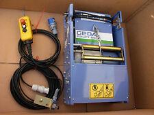 Geda Winde Fixlift Windenmotor Aufzugsmotor Motorwinde Aufzugswinde Lift 250