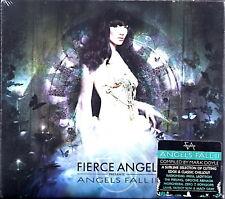 FIERCE ANGEL ANGELS FALLS II Box 3 CD Radiohead,Morcheeba,Ladytron,Mika ecc. NEW