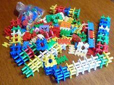 Gros lot de matériel plastique de construction