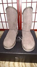 New In Box - Australia Luxe Collective Cosy Short Women Suede Boot size 7