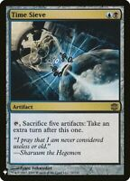Time Sieve x1 Magic the Gathering 1x Mystery Booster mtg card