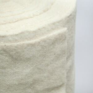 Heavyweight Pre-Shrunk Cotton Curtain Interlining