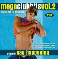 Mega Clubhits 2 pres. by Gay Happening (2006, #zyx/hn76098x) Conways fe.. [2 CD]