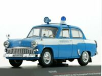 MOSKWITCH 407 - 1959 - Hungary Police - IST 1:43