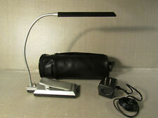 TENSOR Portable Travel Lamp CPDL126 W/ Case & Power Adapter