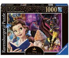 Ravensburger 16486 1000pc Disney Princess Heroines No2 - Beauty & The Beast Game