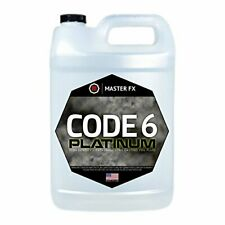 Code 6 Platinum - Extreme High Density - Extremely Long Lasting - Hdf Organic -