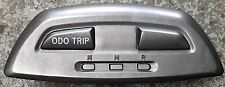 HYUNDAI MATRIX ODOMETER ODO CLOCK TRIP CONTROL SWITCH METALLIC GREY 94525-17000