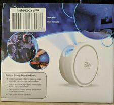 "BlissLights Sky Lite - Laser Projector - Blue Stars/Blue Nebula ""Read"""