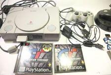 Console PAL (UK standard) tinta unita modello PlayStation 1 - Original per videogiochi