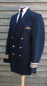 Vintage - British Airways - First Officer - Pilots Uniform - 1977 - BA
