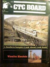 CTC Board Railroads Illustrated #175 May 1991 (Very Good) Visalia Electric
