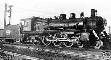 Spokane Portland & Seattle (SP&S) Steam #623 Black & White Print