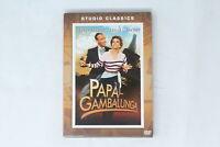 DVD PAPA' GAMBALUNGA TWENTY CENTURY FOX 1955 ASTAIRE, CARON[QV-056]