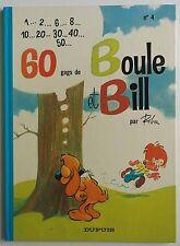 BD 60 gags de  Boule et Bill n°4 -  par Roba 1977