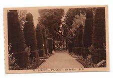 21 - cpa - BEAUNE - Hôtel Dieu - Les jardins  (C2744)