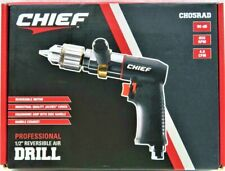 """CHIEF 1/2"""" Professional Reversible Air Drill - 64636 - CH05RAD"""