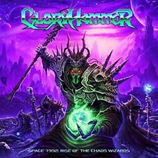 Space 1992: Rise Of The Chaos Wizards - Gloryhammer (2015, CD NEUF)