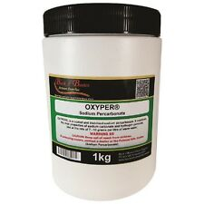 1kg Oxyper - Sodium percarbonate - Beer keg and line heavy duty cleaner