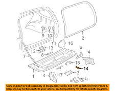 GM OEM-Door Jamb Interior Dome Light Switch 22601896
