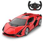 RASTAR RC Car   1/14 2.4Ghz Lamborghini Sian FKP 37 Radio Remote Control R/C Red
