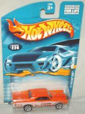 Hot Wheels 2000 #226 '67 Pontiac GTO orange,Thailand base excellent card