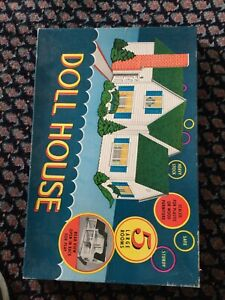 Built-rite toy doll house. Excellent Condition. No Missing Pieces.