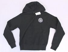Obey Men's Embroidered Logo Hooded Sweatshirt SV3 Black Size XS NWT