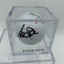 Steve Pate Signed Autographed Golf Ball PGA With JSA COA